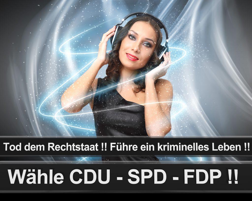 Bundestagswahl 2017 Wahlplakate CDU SPD Angela Merkel Frauke Petry AfD