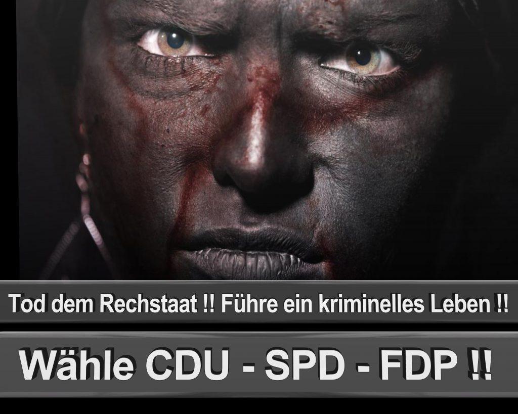 Bundestagswahl 2017 Wahlplakate CDU SPD Angela Merkel Frauke Petry AfD (61)