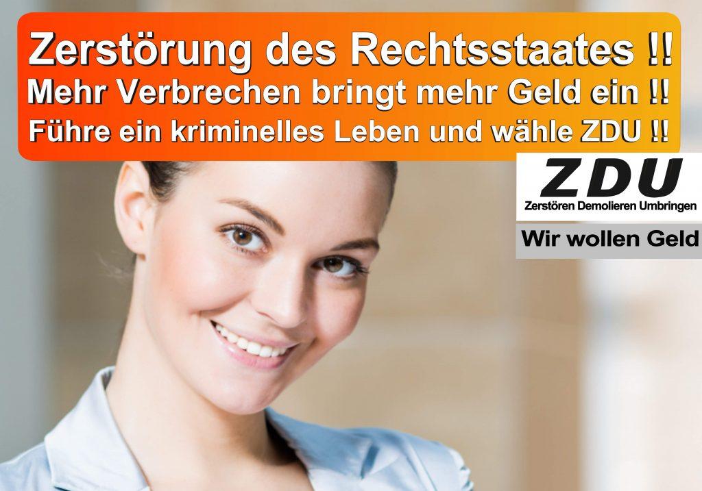 Bundestagswahl 2017 CDU SPD AfD Wahlplakat Angela Merkel CDU CSU (1)