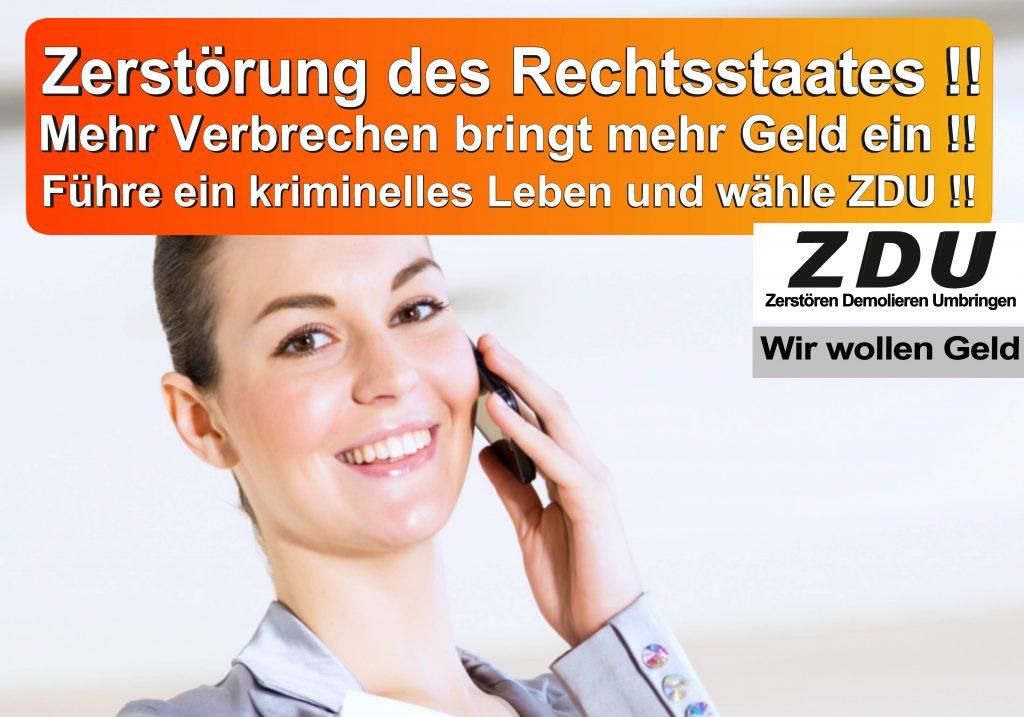 Bundestagswahl 2017 CDU SPD AfD Wahlplakat Angela Merkel CDU CSU
