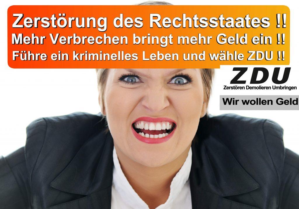 Bundestagswahl 2017 CDU SPD AfD Wahlplakat Bundestagswahl 2017 Umfrage Stimmzettel Angela Merkel CDU CSU (11)