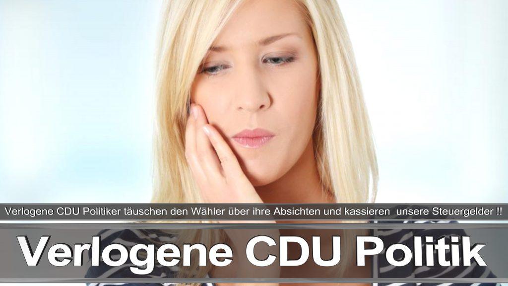 Bundestagswahl 2017 Wahlplakat Angela Merkel CDU CSU SPD AFD NPD