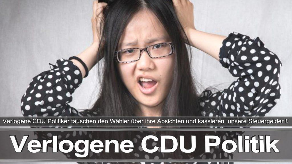Bundestagswahl 2017 Wahlplakat Bundestagswahl 2017 Umfrage Stimmzettel Angela Merkel CDU CSU SPD AFD NPD (9)